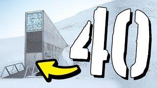 40 TAJEMNICZYCH miejsc [TOPOWA DYCHA]