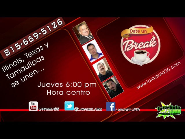 Date Un Break 01/12/2017