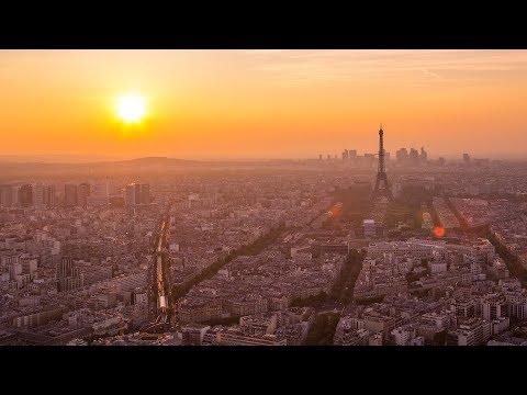 Paris - 4K Timelapse