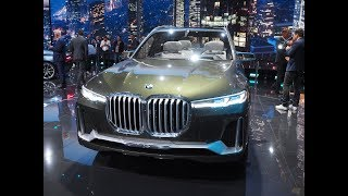 BMW X7 Concept iPerformance | Kholo.pk