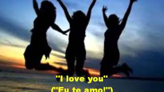 WHAT A WONDERFUL WORLD (letra E Vídeo) Com LOUIS ARMSTRONG, Video MOACIR SILVEIRA