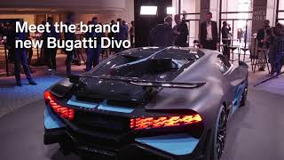Bugatti Divo - Music from the Commercial Film Part 1