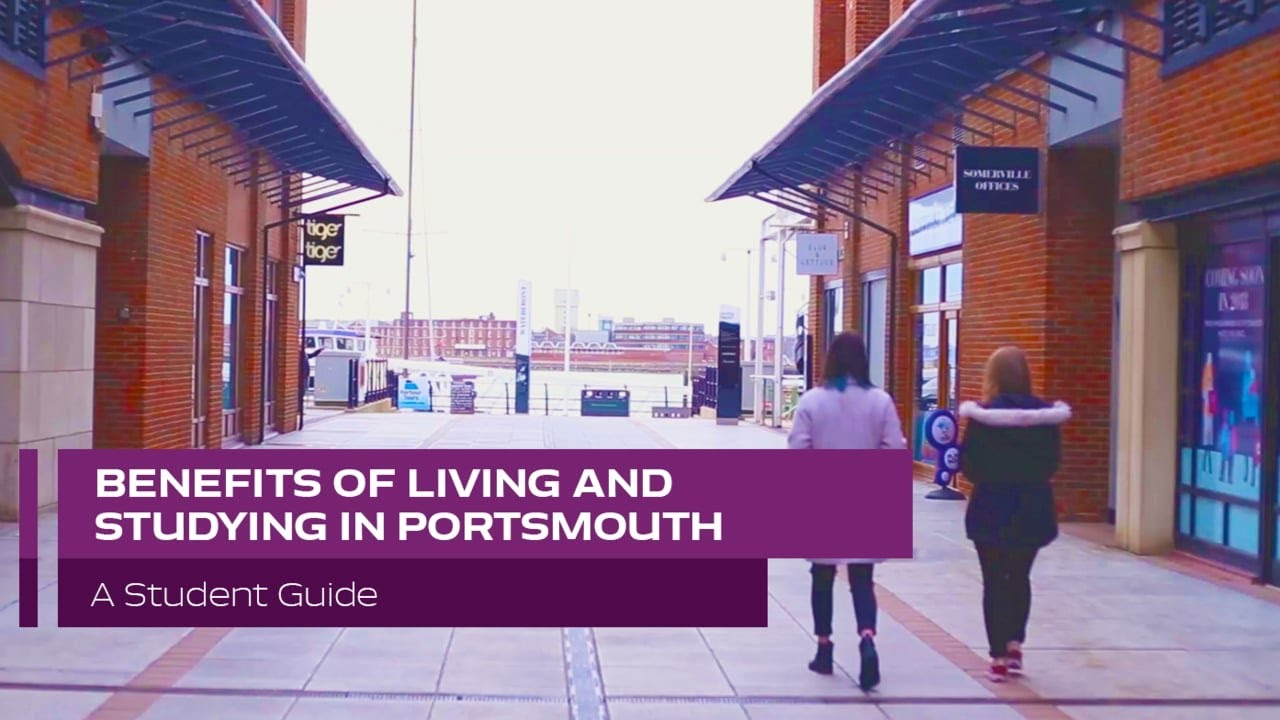 Students guide to living and studying in Portsmouth
