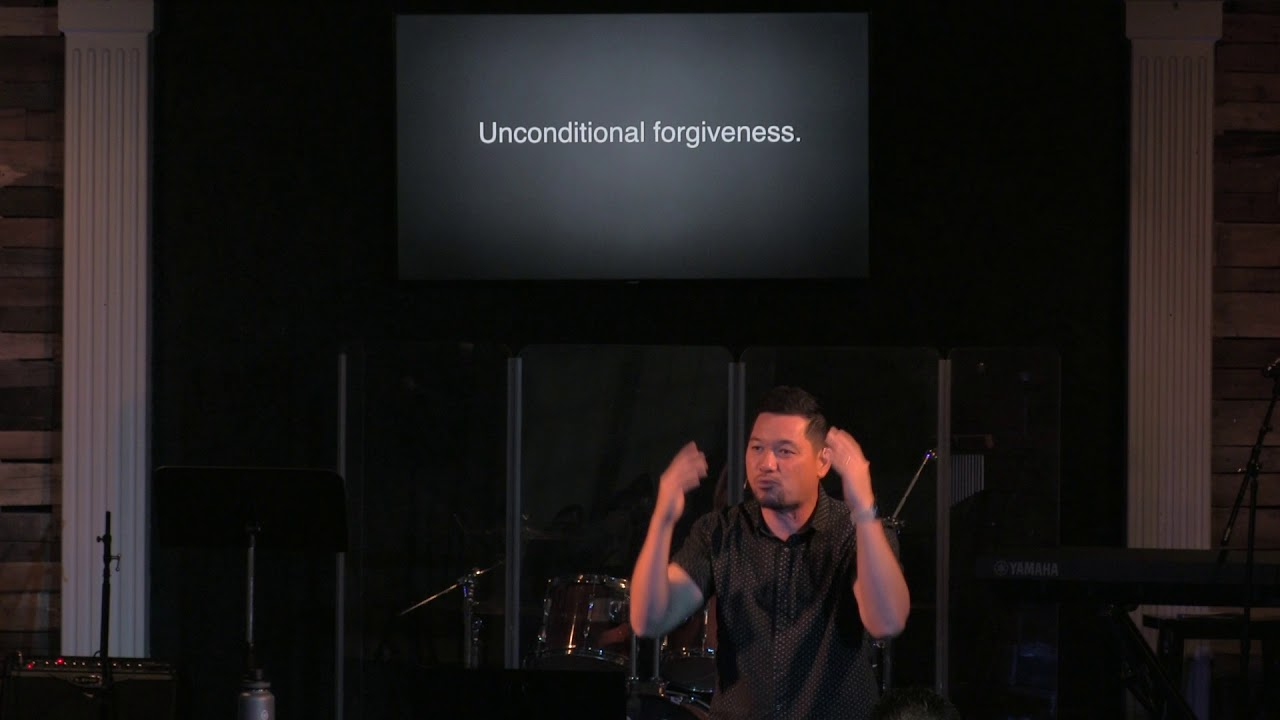 The Unreasonable Forgiveness