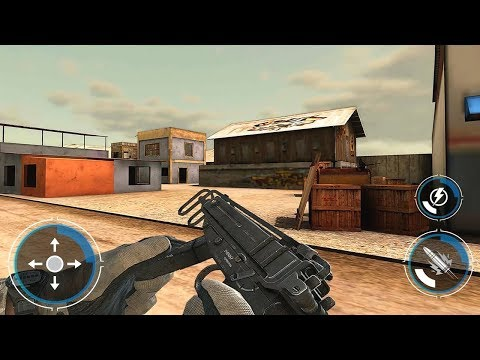 Counter Terrorism Gunner Modern Battle Royale (by Play Republic Entertainment) Android Gameplay [HD]