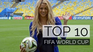Top 10 Songs – FIFA World Cup – Soundtrack