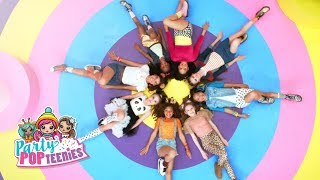"""PARTY POPTEENIES™   """"Everyone's Invited"""" Official Music Video"""