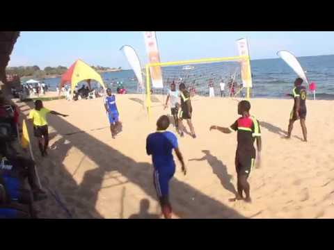 BEACH SOCCER: Talented Beach Soccer Club beat Mutola Beach 4-3.