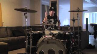 Box Car Racer - All Systems Go (Drum Cover)