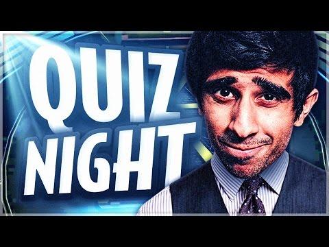 SO MANY SUPERHERO QUESTIONS! - QUIZ NIGHT TONIGHT!