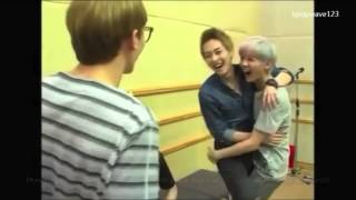 EXO 's Funny Moments 2013