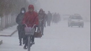 Cold Wave to further Lower Temperature in north China's Inner Mongolia