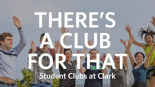 There's a Club for That!