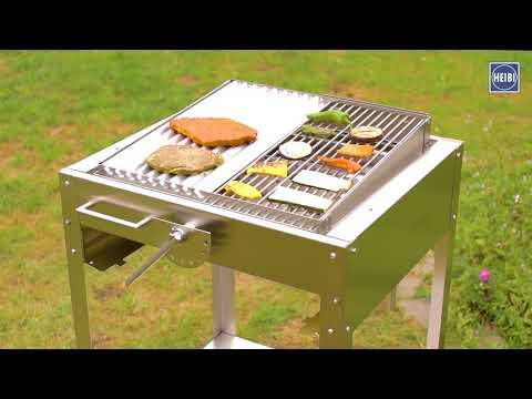 Produktvideo Grill TB51245 für Heibi | by MARC ANTÓN