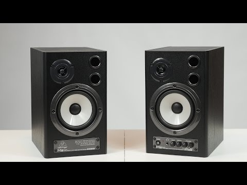 Best Studio Monitors (Speakers) for Sound & Music Mixing 2015
