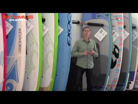 WindSUP – Paddleboarding or Windsurfing. These WindSUP boards do it all!