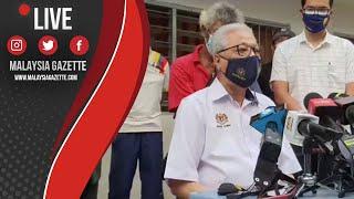MGTV LIVE : Keluarga Pesara Tentera Akan Dipindahkan Ke PPR DBKL Akhir Minggu Ini - Ismail Sabri