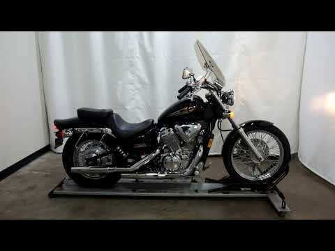 2003 Honda Shadow VLX in Eden Prairie, Minnesota - Video 1