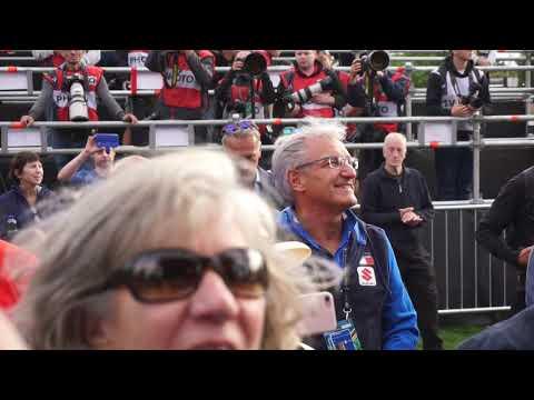 YORKSHIRE 2019 - Antonio Tiberi è campione del mondo crono jrs