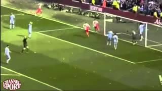 أهداف مانشستر سيتي 3-2 كوينز بارك رينجرز