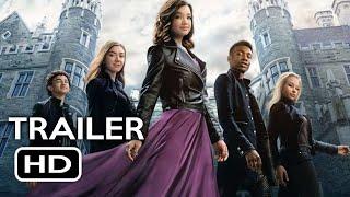 SECRET SOCIETY OF SECOND BORN ROYALS Trailer (2020) Disney Movie