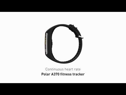 Polar A370 fitness tracker | First glimpse