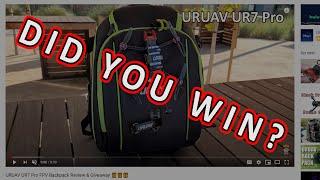 URUAV UR7 Pro FPV Backpack WINNER ????