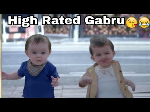 High Rated Gabru | Cute Version | Guru Randhawa | Kritish Jain
