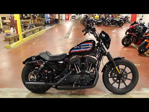 2020 Harley-Davidson Iron 1200™ in New London, Connecticut - Video 1