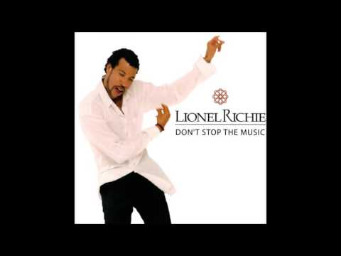 lionel richie symphonica in rosso youtube