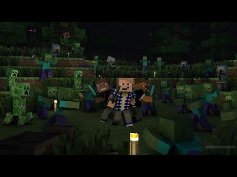 Jeesss die 3 musketiere!!! Minecraft Bedwars