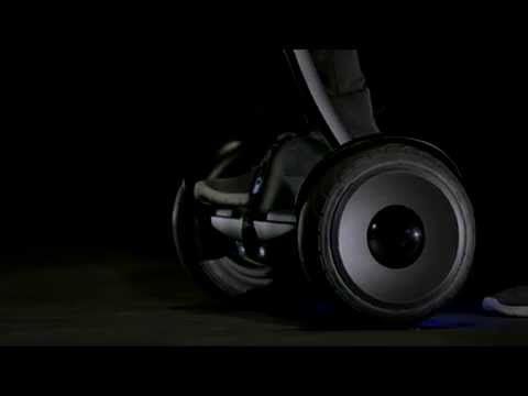 Quảng cáo xe điện tự cân bằng tay cầm Ninebot mini