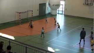 preview picture of video 'GKS KATOWICE rocznik 2005 .Halowy Turniej Piłki Nożnej  w Łaziskach Górnych 24.03.2013r.'