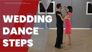 Wedding dance steps with Ballroom dance basics