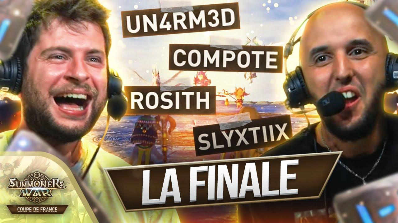 Une finale juste INSANE ! 🔥🏆   La Coupe de France de Summoners War