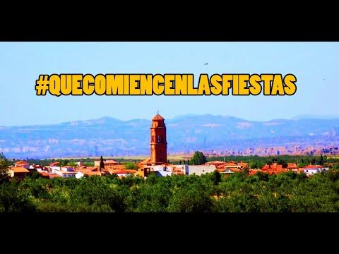 VIDEO PROMOCIONAL FIESTAS COGOLLOS DE GUADIX 2019  #QUECOMIENCENLASFIESTAS