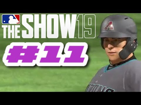 MLB The Show 19 PS4 Road To The Show - BACK TO THE MAJORS