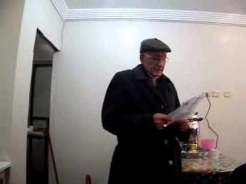 Mehmet Altun Derneğimizde Konuşuyor