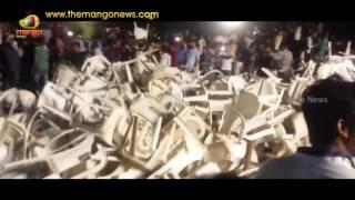 Pawan Kalyan Fans Ruckus In Chirus Khaidi No 150 Pre Release Event  Mango News