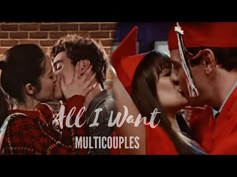 multicouples    all i want (Olivia Rodrigo)