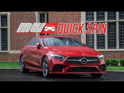 2019 Mercedes-Benz CLS | Quick Spin