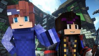 THE HUNT BEGINS?! | Minecraft Monster Hunter (Minecraft Monster Hunter Roleplay)