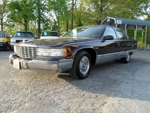 1996 Cadillac Fleetwood Brougham Start Up, Exhaust, and In Depth Tour