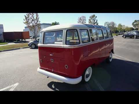 Video of '61 Bus - M7XB
