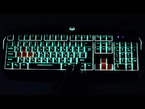 Игровой комплект клавиатура+мышь+коврик+наушники SVEN GS-4300