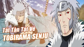 Tất Tần Tật Sự Thật Về Đệ Nhị Tobirama - Dân Chơi Cấm Thuật   Khám Phá Naruto