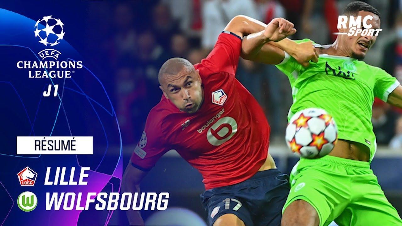 Résumé : Lille 0-0 Wolfsburg - Ligue des Champions J1