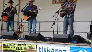 Video 8.7.2017 VERANDA na Suchdolském Country Festu