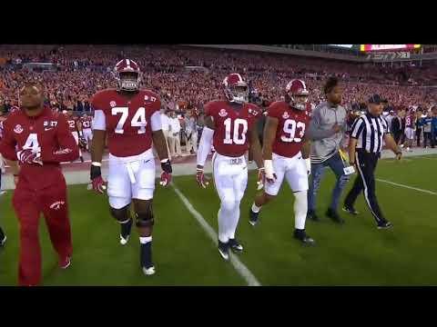 The Last Jedi || 2018 Alabama vs. Clemson Sugar Bowl Hype Video