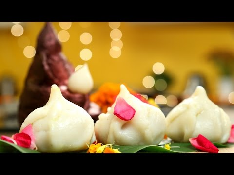 Steamed Modak Recipe | 3 Different Fillings – Ganesh Chaturthi Special | The Bombay Chef